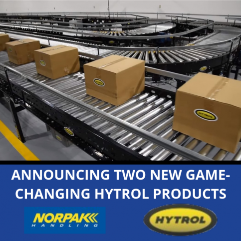 Announcing 2 New Game-Changing Hytrol Products