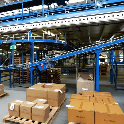 Choosing the Best Conveyor Systems for Your Facility