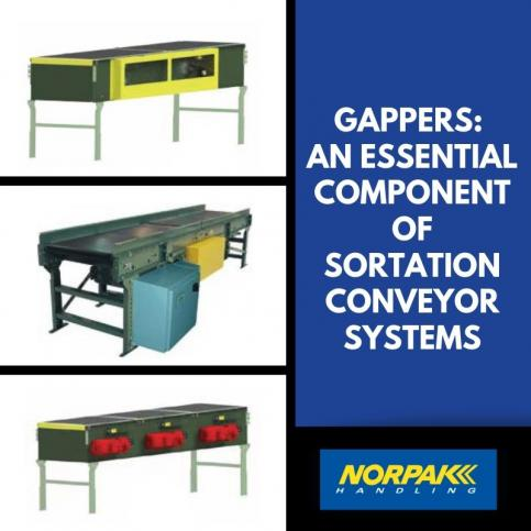 Gappers: An Essential Component of Sortation Conveyor Systems