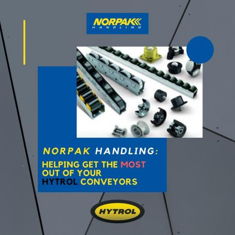 Norpak Handling: Helping Get the Most out of Your Hytrol Conveyors
