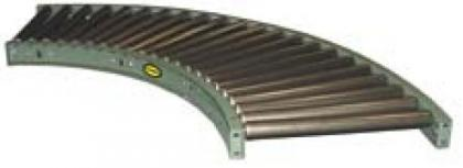 Curved Gravity Conveyor-20SRC
