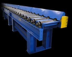 Extra Heavy Duty Chain Driven Live Roller Conveyor-CDLR 5.0