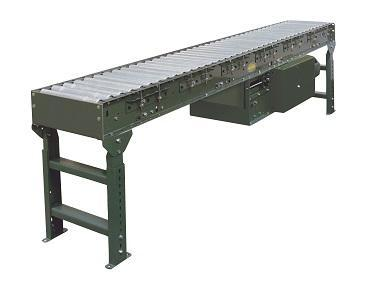Flat Belt Driven Medium Duty Accumulating Conveyors - 190ACZ