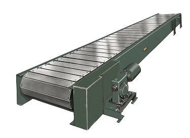 SL Heavy Duty Horizontal Slat Conveyor