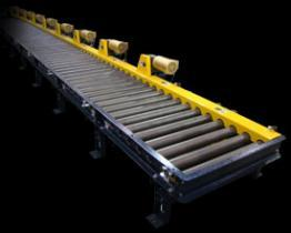 Chain Driven Live Roller Conveyor- CDLR 3.5